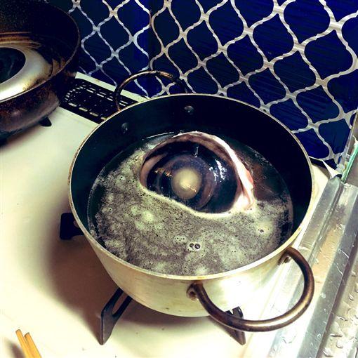日本,推特,鮪魚,眼睛,料理
