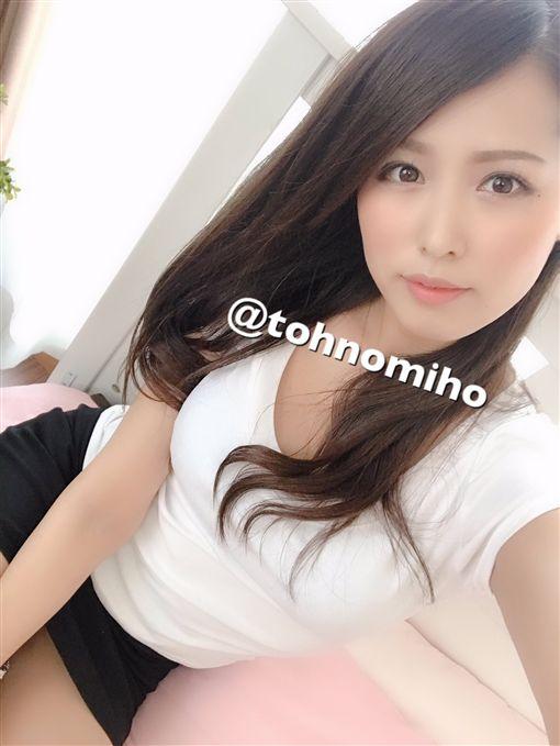 AV,一劍浣春秋,AV女優,通野未帆圖/翻攝自推特