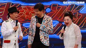 賀一航5/9錄《我愛冰冰Show》 圖/中視提供