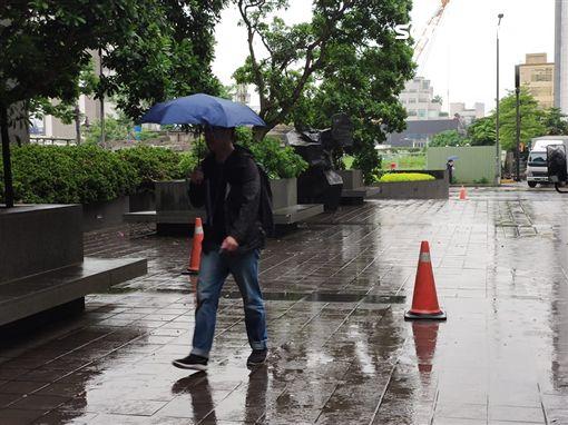 下雨,雨天,大雨李鴻典攝/資料照