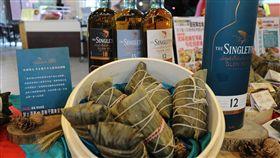 威士忌粽 圖/台北市市場處提供