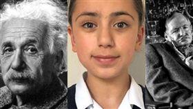 11歲女童IQ 完勝愛因斯坦!  智商,伊朗