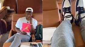 NBA/要去湖人?巴特勒球鞋曝玄機 NBA,洛杉磯湖人,費城七六人,Jimmy Butler 翻攝自推特