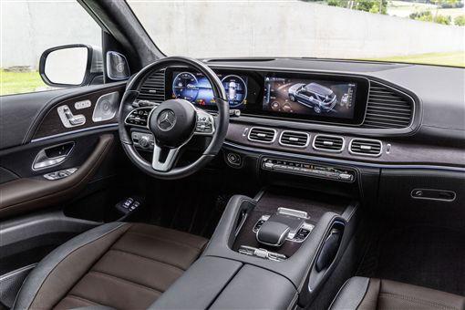 ▲The new Mercedes-Benz GLE。(圖/Mercedes-Benz提供)