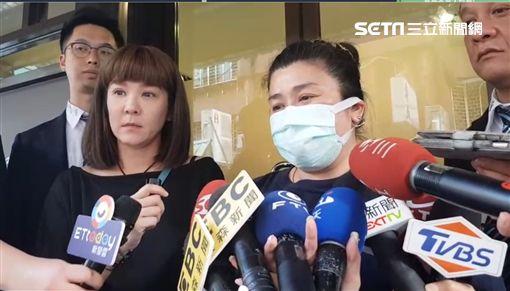 林美秀、陸元琪去賀一航靈堂 圖/記者李依純攝影