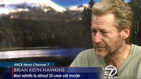 美國,加州,電視台,殺人犯,Brian Hawkins(圖/翻攝youtube/Inside Edition)