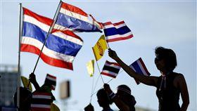 泰國國旗/達志影像/美聯社