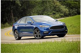 ▲Ford Fusion Sport(圖/翻攝網路)