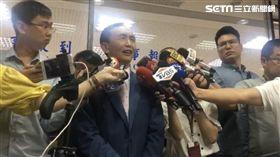 吳子嘉,北檢,韓國瑜告誹謗,首度傳喚。翻攝畫面