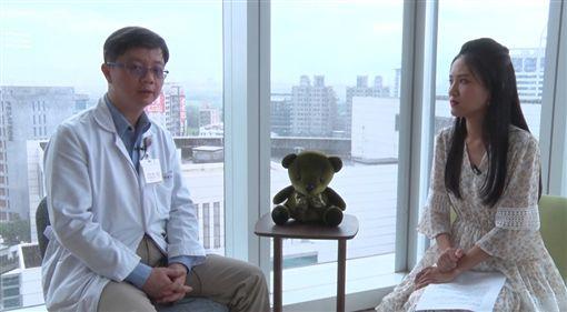 記者陳則凱 和信治癌中心醫院