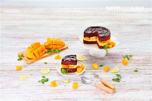 COLD STONE,酷聖石,芒果,BLACK As Chocolate,鮮芒果礦石蛋糕,7-ELEVEN