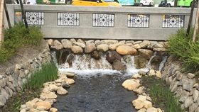 台中綠川整治再爭光 獲全球卓越建設獎首獎台中市「綠川排水景觀工程」代表台灣從全球眾多精銳公共工程及建築作品中脫穎而出,日前一舉拿下「2019全球卓越建設獎」最佳環境文化類首獎。中央社記者郝雪卿攝 108年6月1日