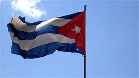 古巴國旗。(圖/翻攝自Pixabay)