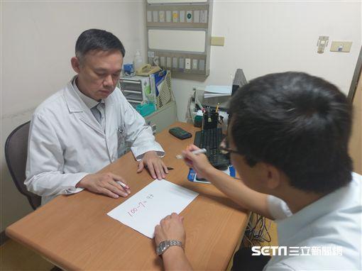 男突記憶力不佳,竟是罹患糖尿病、原醫院神經內科主任洪良一/豐原醫院提供