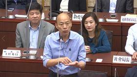 韓國瑜,0605議會閉幕