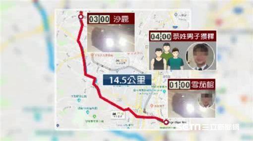 「中台灣摩鐵大亨」的蔡姓富商遭海線角頭陳鴻嘉綁架/資料照