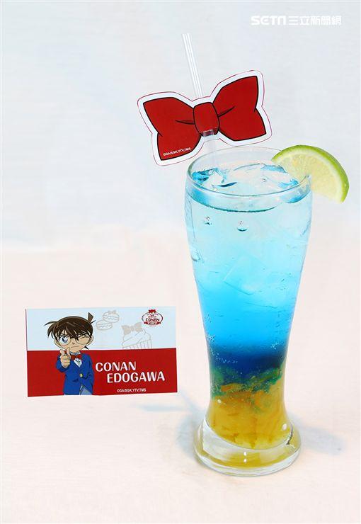 名偵探柯南,曼迪傳播,Detective Conan Café-Taiwan-,柯南,主題café,主題餐飲,周邊