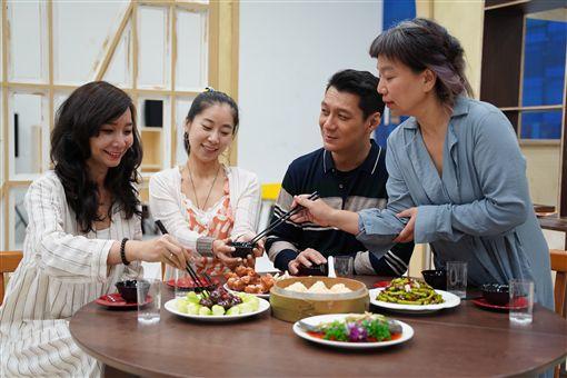 「唱」出好料理!聶雲主演老朱 詮釋料理與家譜心得