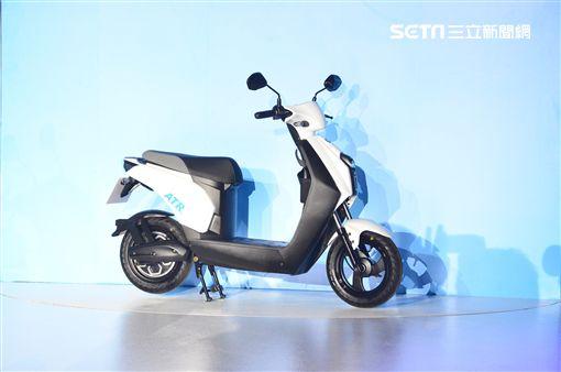 ▲Cozy智慧電動自行車做為「Ionex ATR」的電動二輪移動工具。(圖/鍾釗榛攝影)