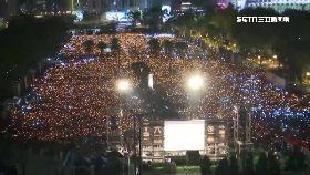 香港悼六四1200