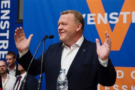 丹麥大選左翼聯盟勝出,總理拉斯穆森(圖)承認敗選。(圖/翻攝自Lars Løkke Rasmussen臉書)