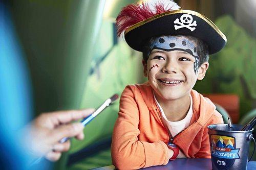 3公主遊輪與知名科學頻道Discovery 合作 Discovery 探索營,提供不同年齡層孩童主題空間  2.jpg