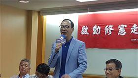 朱立倫,談內閣制,「啟動修憲走向內閣制」座談會,台灣競爭力論壇提供