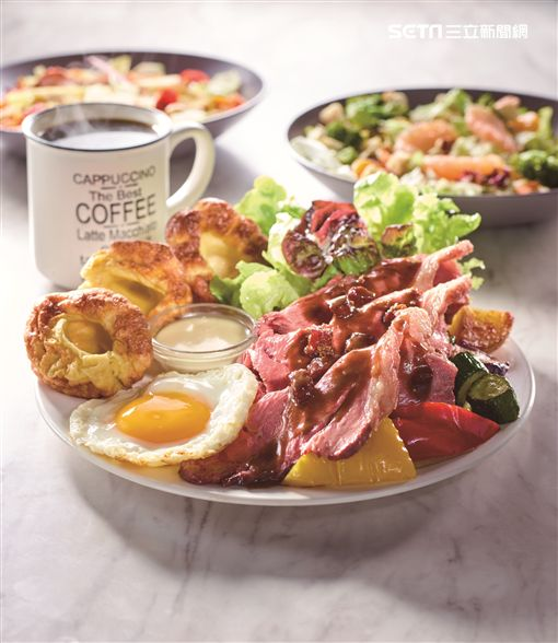 王品,歐陸輕食,早午餐,Su/food,端午連假,深蹲