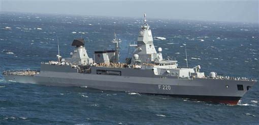 德國,軍艦,德軍(圖/翻攝自維基百科)