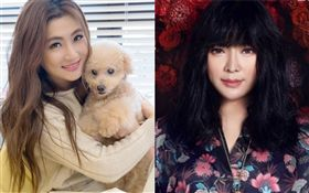 Selina(任家萱)和星座專家唐綺陽搭檔主持《女人28》/臉書