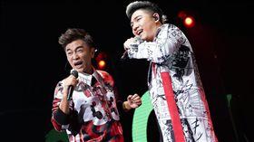 吳宗憲高雄演唱會。(圖/華貴娛樂提供)