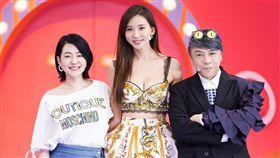 林志玲、小S、蔡康永 圖/中天電視提供