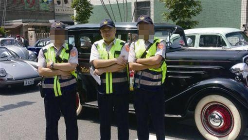新竹,警員,肇逃,頂罪,蘇衍彰。翻攝畫面