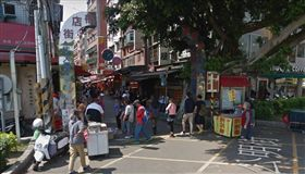淡水老街(圖/翻攝自googlemap)