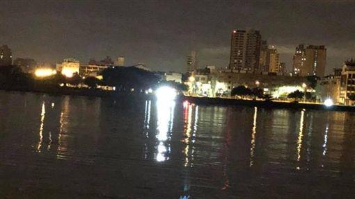 台南,安平漁港,台南爆料公社(圖/翻攝畫面)