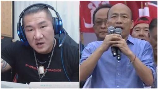 選立委?館長「仿韓體」聲明諷韓國瑜:台灣只需會騙人的人