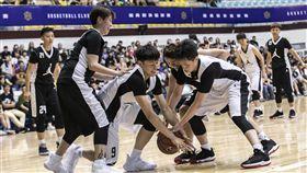BE HEROES經典對決籃球賽女籃賽事。(圖/展逸國際企業提供)