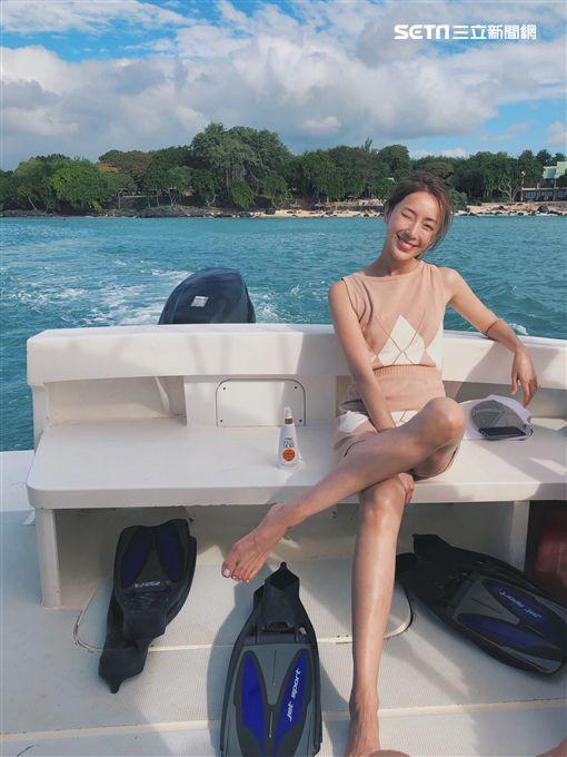 Club Med,模里西斯,度假村,隋棠