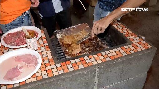牧場烤肉趣!「海陸雙拼」大啖美味