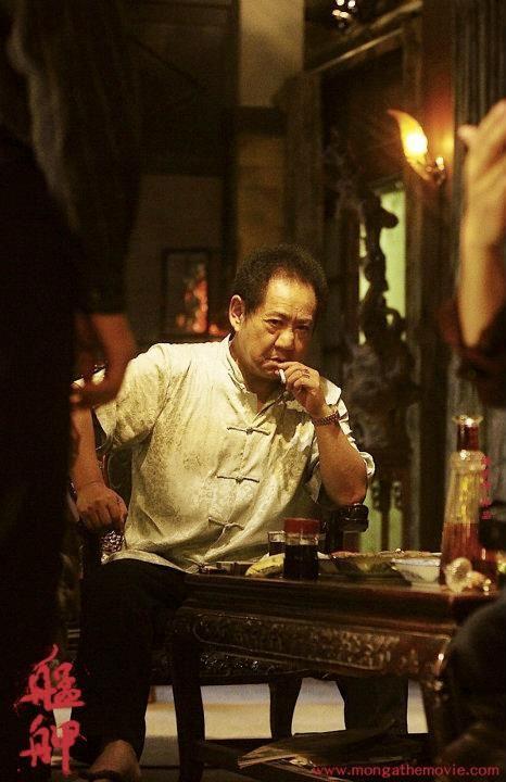 馬如龍、黃鐙輝、阮經天、鳳小岳、趙又廷、蔡昌憲《艋舺》 圖/翻攝自臉書