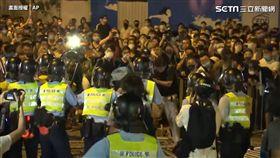 香港反送中遊行/AP影音截圖