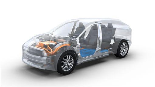 ▲Toyota、Subaru合作開發全新電動車平台(圖/翻攝網路)