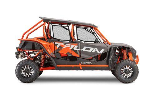 ▲HONDA Talon 1000X-4 Fox Live Valve。(圖/翻攝網站)
