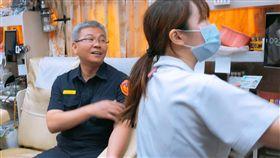 方仰寧,彰化縣警局,警察節,捐血,高血壓