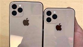新iPhone,iPhone,愛瘋,iPhone11 圖/翻攝自推特