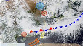 警戒!滯留型雷雨包來襲!吳德榮:致災型豪雨恐持續到周五