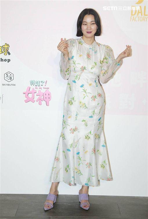 韓國超模張允珠 圖/記者邱榮吉攝影
