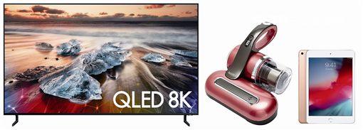 4K,8K,OLED,QLED,大電視,大4K彩電節,燦坤