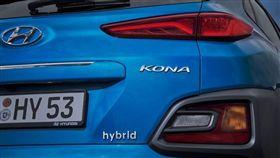 ▲Hyunday Kona Hybrid(圖/翻攝網路)