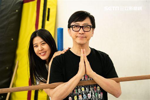 庾澄慶,erika劉艾立 照片提供耳東劇團